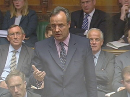 James Gray at Prime Minister's Question Time