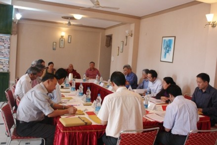 The Task Force on Sino-Tibetan Dialogue convenes its 21st meeting in Dharamsala, India, from 23 - 25 March 2010/Photo:Sangay Kyap/TibetNet