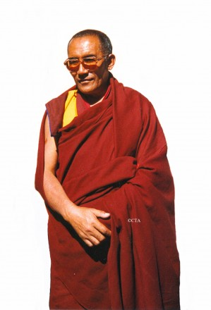 Jadrel Jampa Trinley Rinpoche/File Photo