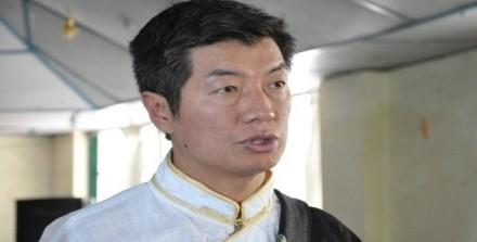 Dr. Lobsang Sangay
