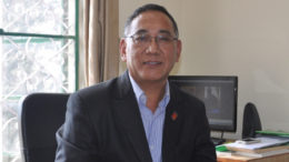 Mr. Ngodup Tsering, Kalon, Department of Education, Central Tibetan Administration, Dharamsala, India.